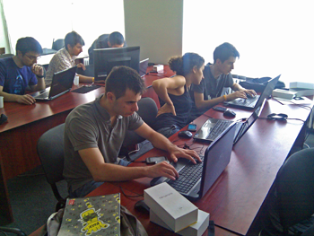 Android track on 2012 NCIT Summer School